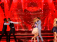 Vaidas Baumila and Monika Linkytė in Eurovision