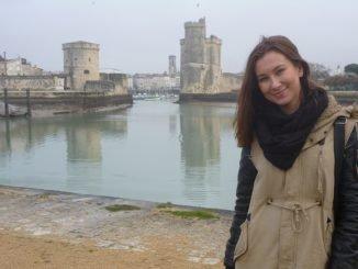 Kristina Bagdonaitė. Photo MRU