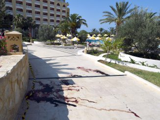 Attack in a tourist hotel in Tunisia