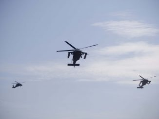 NATO helicopters