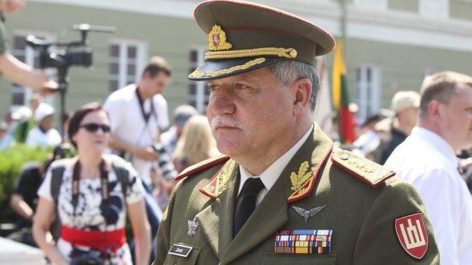 Lieutenant General Jonas Vytautas Žukas