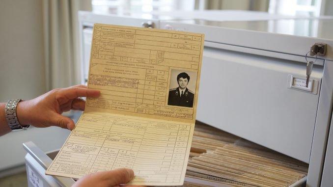 KGB Archive