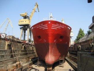 Laivas Romuva