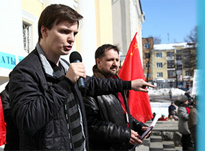 Andrei Nekrasov. Photo freenekrasov.org