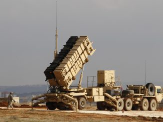 Patriot missiles