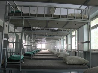 Soldiers beds