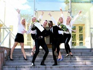 Siim and Christopher got married in Estonia. Photo: British Embassy Tallinn