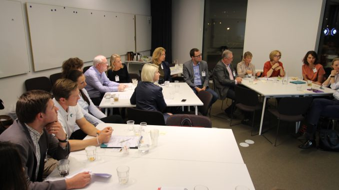 Event by Lithuanian Professionals in Sweden. Photo Elin Joensson