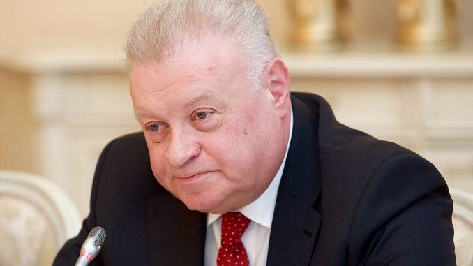 Alexander Udaltsov, Russian Ambassador