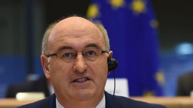 EU Agriculture Commissioner Phil Hogan