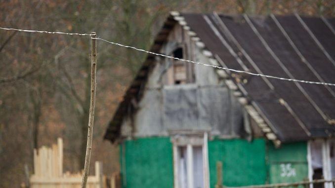 Vilnius Roma settlement