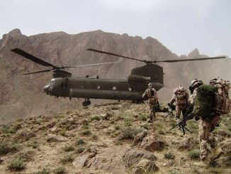 Lithuanian special ops squad Aitvaras in Afghanistan