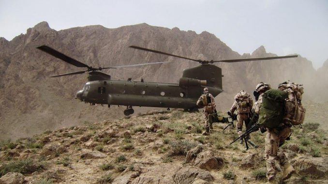 """Lithuania's Spec Ops Squad """"Aitvaras"""" in Afghanistan"""