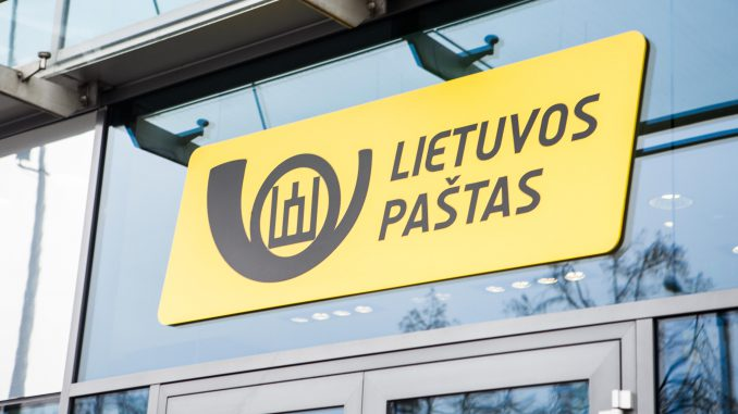 Lithuanian post