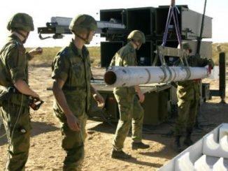 NASAMS missile system