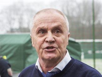LFF president Julius Kvedaras