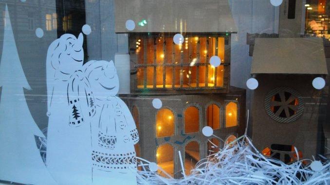 Lithuanian Customs Christmas decorations