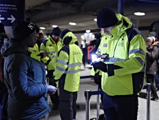 ID checks on Sweden's border with Denamrk