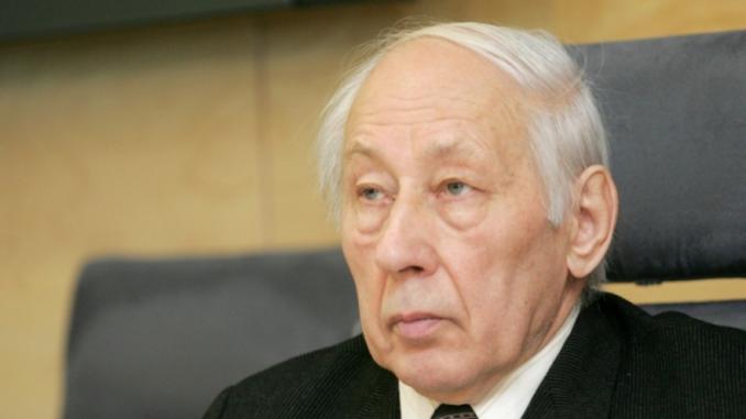 Dissident, former MP Balys Gajauskas