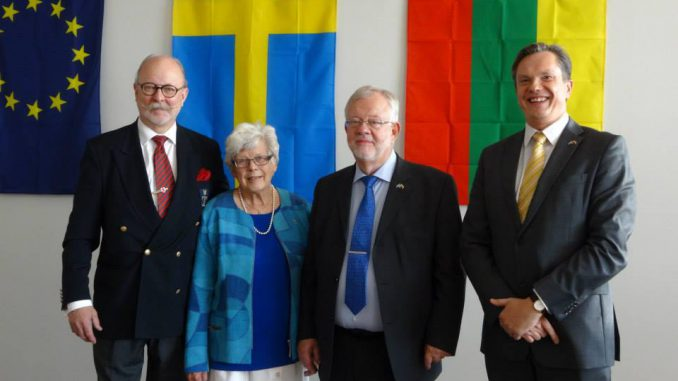 Sweden consulate inauguration in 2014