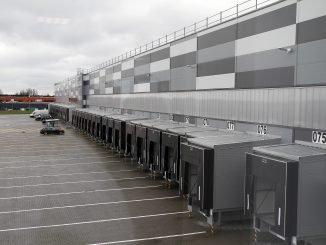 Lidl logistics centre
