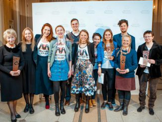 Equality and Diversity Award winners. Photo: Office of Equal Opportunities Ombudsperson