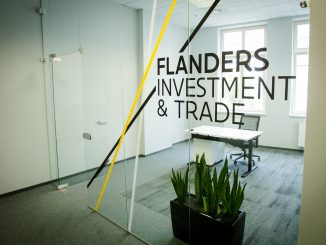 Flanders Investment and Trade office in Vilnius