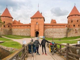 Trakai castle. Photo courtesy of Rowe Lovers