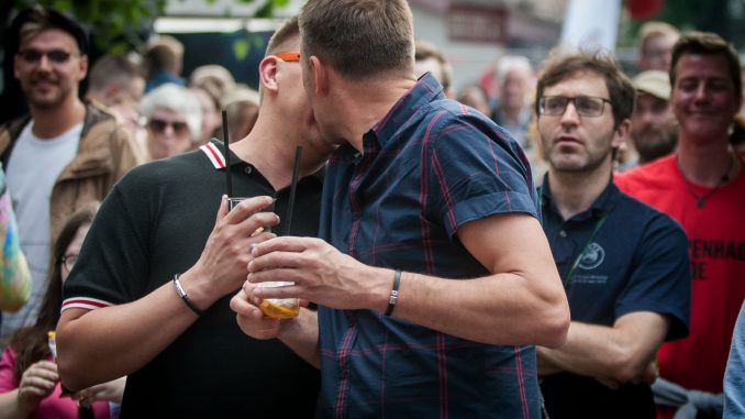 "LGBT concert at  ""Loftas"" after the Baltic Pride 2016 in Vilnius"