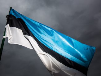 Estonian flag
