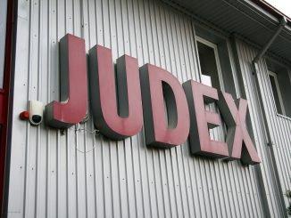 """""""Judex"""" pastatas Kaune"""