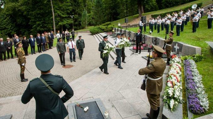 Commemoration of the Medininkai Massacre