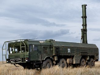 Iskander rocket system