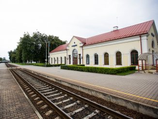 Kybartai train station