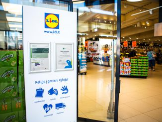 LIDL in Lithuania