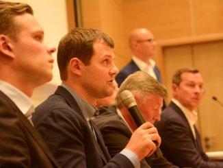Seimas Elections Debate in London