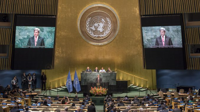United Nations General Assembly
