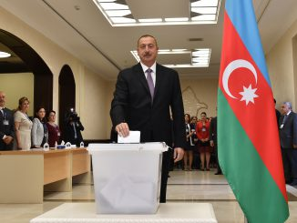 Voting in Azerbaijan referendum