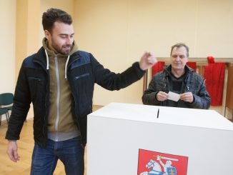 Second tour at the Seimas elections