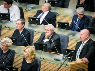 In the new Seimas