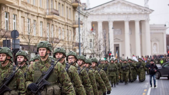 Lithuanian Armed Forces Day