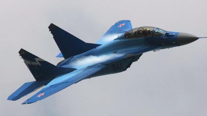 Rusijos fighter MiG-29K