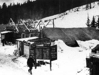 Gulag in Siberia
