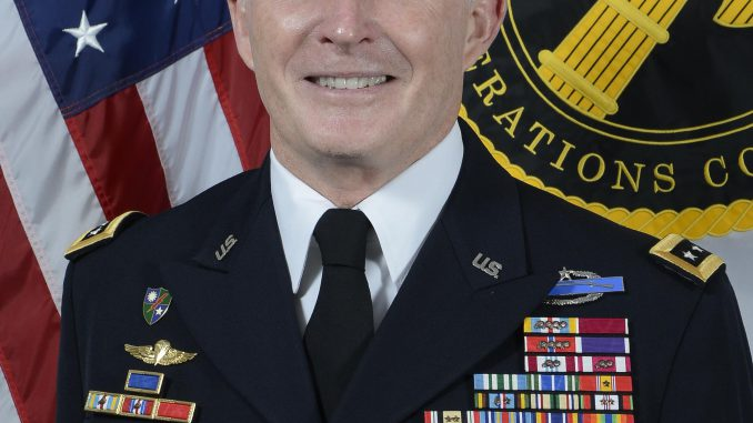General Raymond Thomas, commander of the United States Special Operations Command