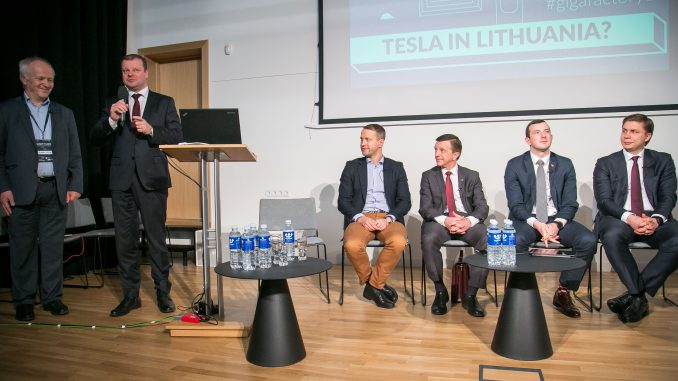 Tesla Gigafactory Jobs >> Laying The Foundation For A Tesla Gigafactory In Lithuania