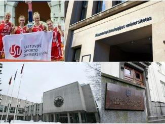 Kaunas' Universities