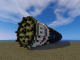 Boring machine Elon Musk's LA tunnel in MInecraft