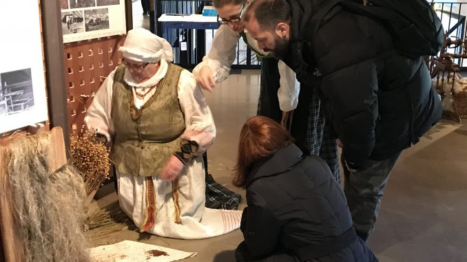 Making and Growing – Traditions between Fibre & Fabric in Oslo
