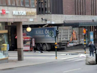After the terrorist act in Stockholm