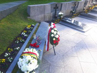 January 13 victims' graves at the cemetery